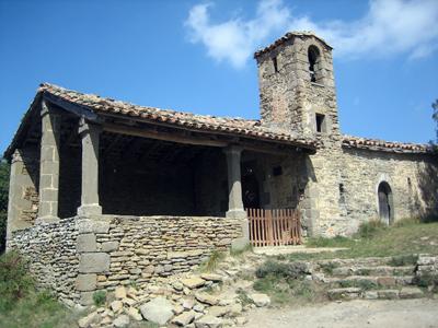 Ermita románica de Sant Corneli