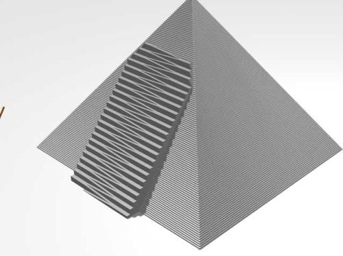 Nueva hipótesis de construcción de las pirámides del Valle de Gizeh