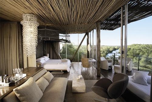 Hotel Singita Sabi Sand (Sudáfrica)