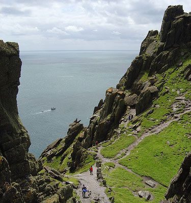 Skellig Michael @davers
