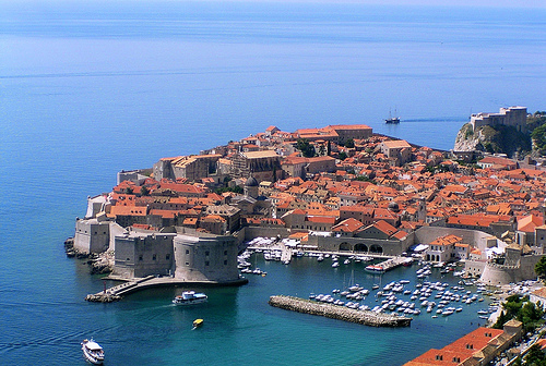 El Barrio Antiguo de Dubrovnik @ Flickr