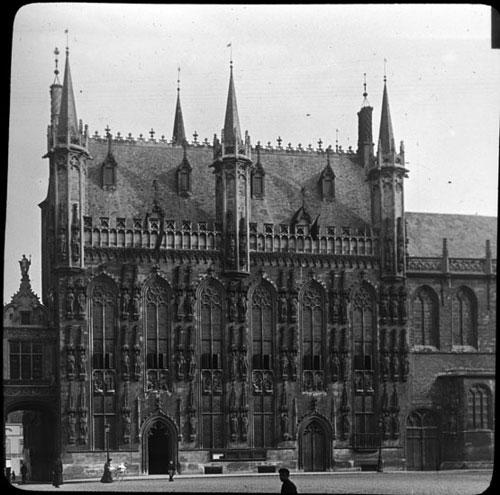 Ayuntamiento de Brujas @Architecture Library