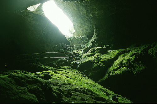 Cueva de Zeus en Creta