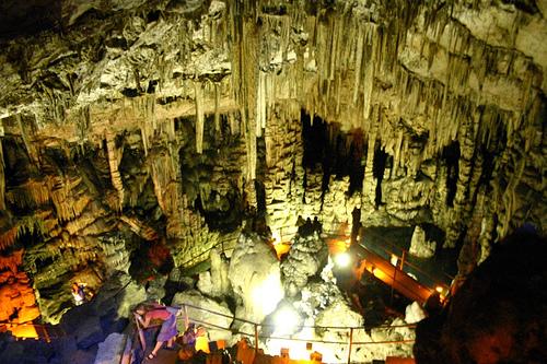 La cueva de Zeus en Creta