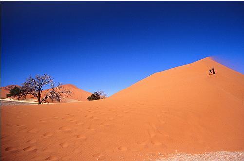 Duna 45 del desierto de Namib