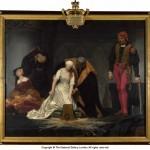 El cuadro La ejecución de Lady Jane Grey