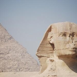 ¿Existió una segunda Esfinge en Gizeh?