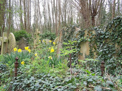 Misterio victoriano en el cementerio de Highgate