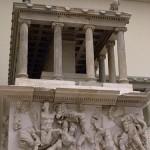 Fragmento del Altar de Pérgamo @3viajes