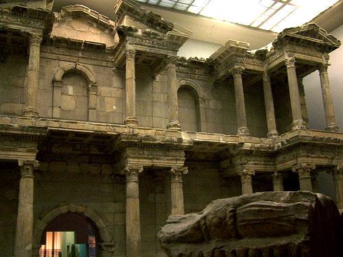 Mercado romano de Mileto (Museo Pérgamo) @3viajes