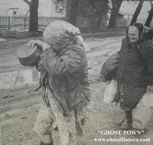 48.000 habitantes tuvieron que abandonar el área contaminada de Chernóbil