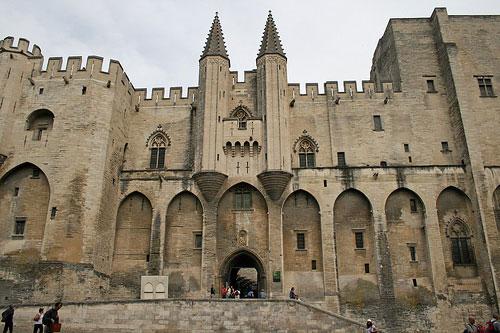 Palacio de los Papas (Aviñón)