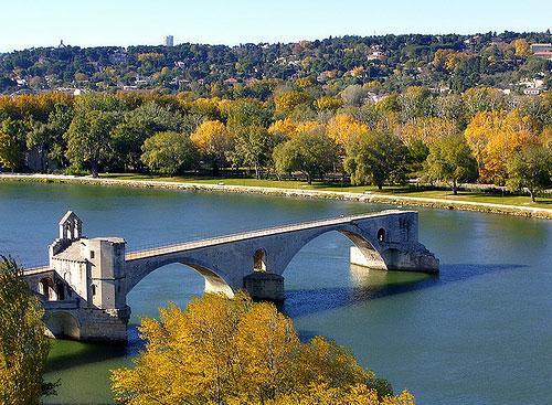Puente de Aviñón