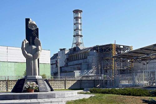 Chernóbil. El reactor 4 en la actualidad