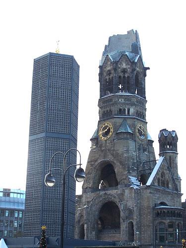 Iglesia de Gedachtiniskirche