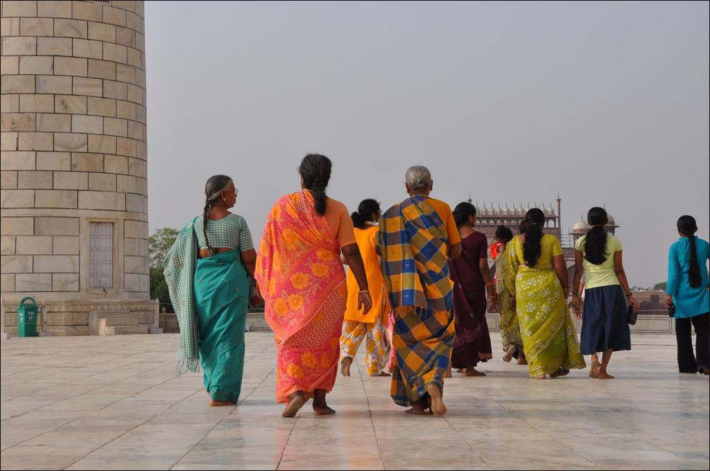 Los colores de la India @xavierverdaguer.com