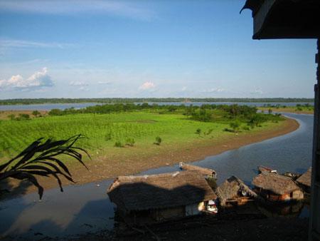 Paisaje Amazonico