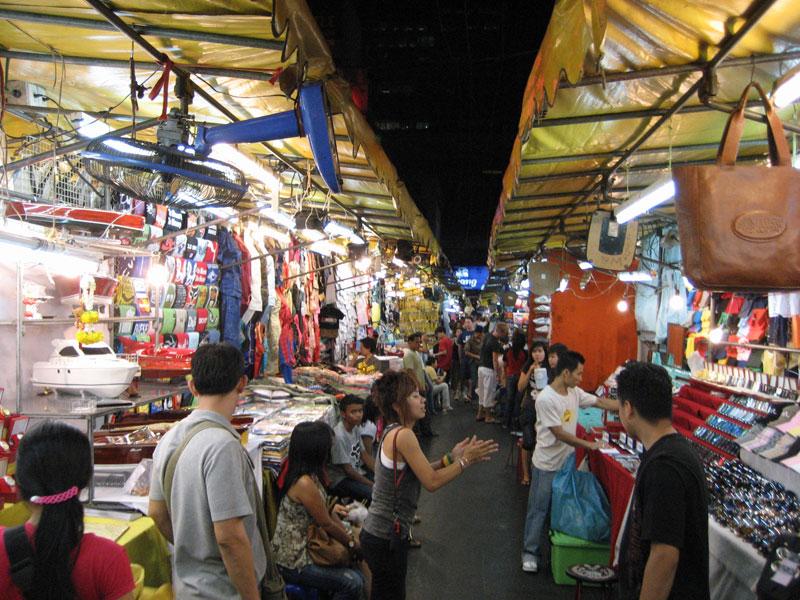 Cómo regatear en Tailandia