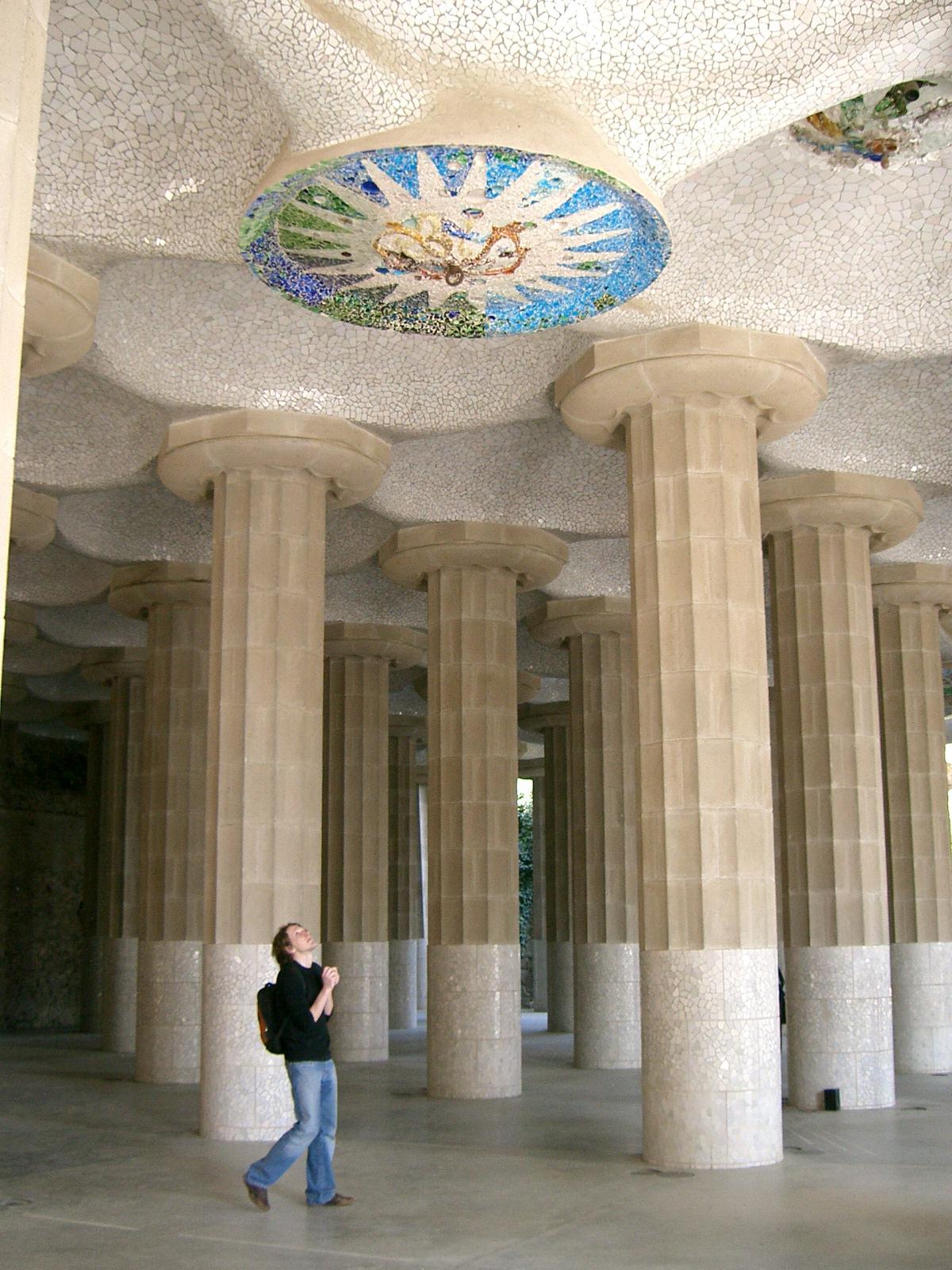 Foto de la Sala de las Cien Columnas