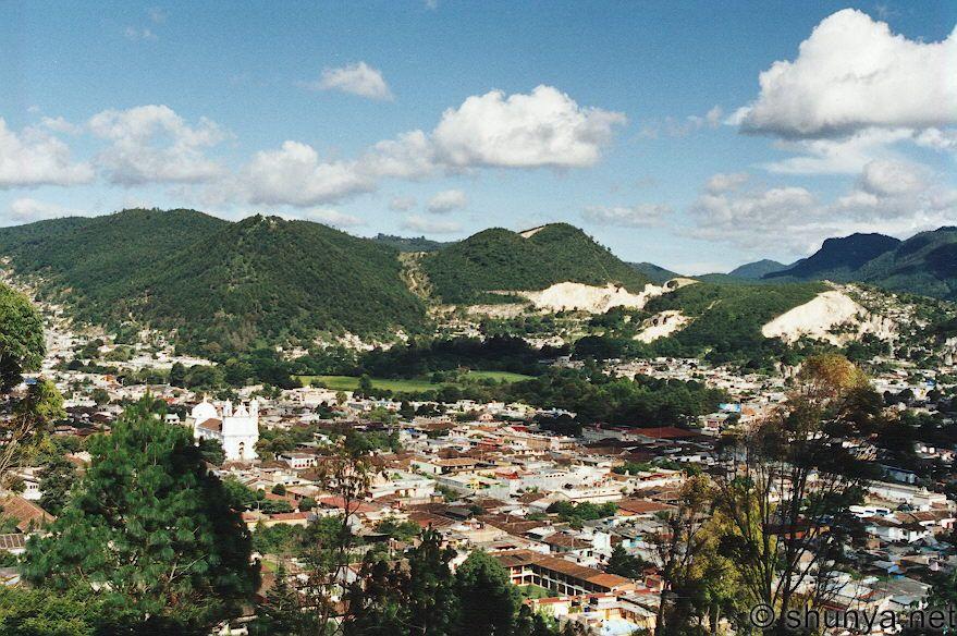 Vistas de San Cristóbal de las Casas