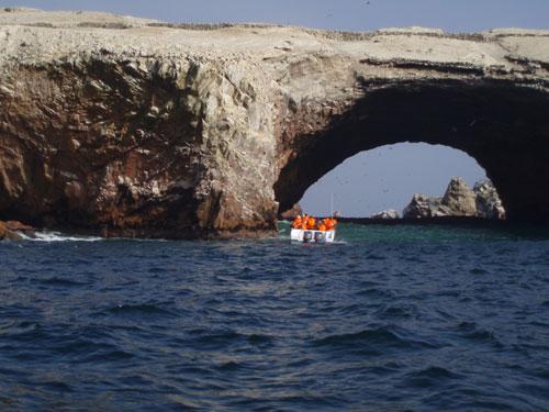Islas Ballestas @Doris Casares