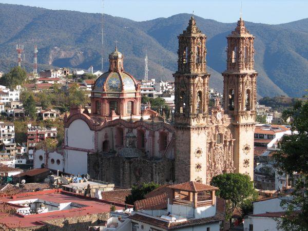 Catedral de Taxco