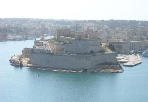 Vista de La Valletta (Malta) @Fernando Pérez