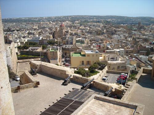 Fortificaciones Gozo @Fernando Pérez