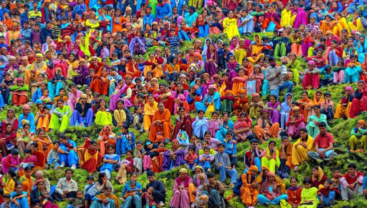 Los colores del mundo