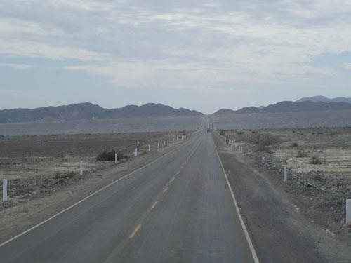 Carretera Panamericana @Doris Casares