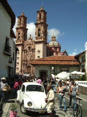 Paseando por el centro de Taxco