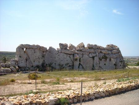 Templo de Gantija (Malta)