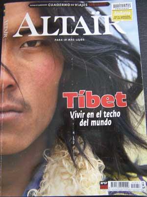 Revista Altair n.57 Tibel