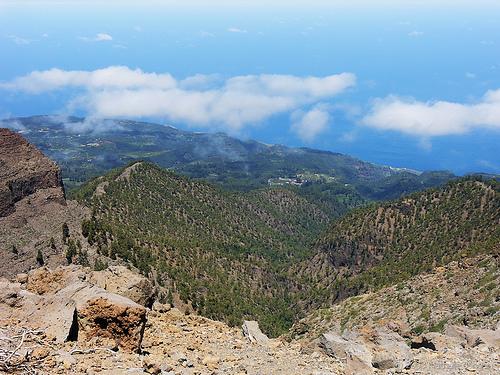 La caldera de Tabueriente @Flickr