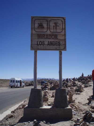 Mirador Los Andes (Perú) @Doris