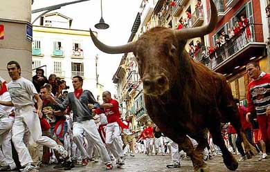 Corrida de San Fermín