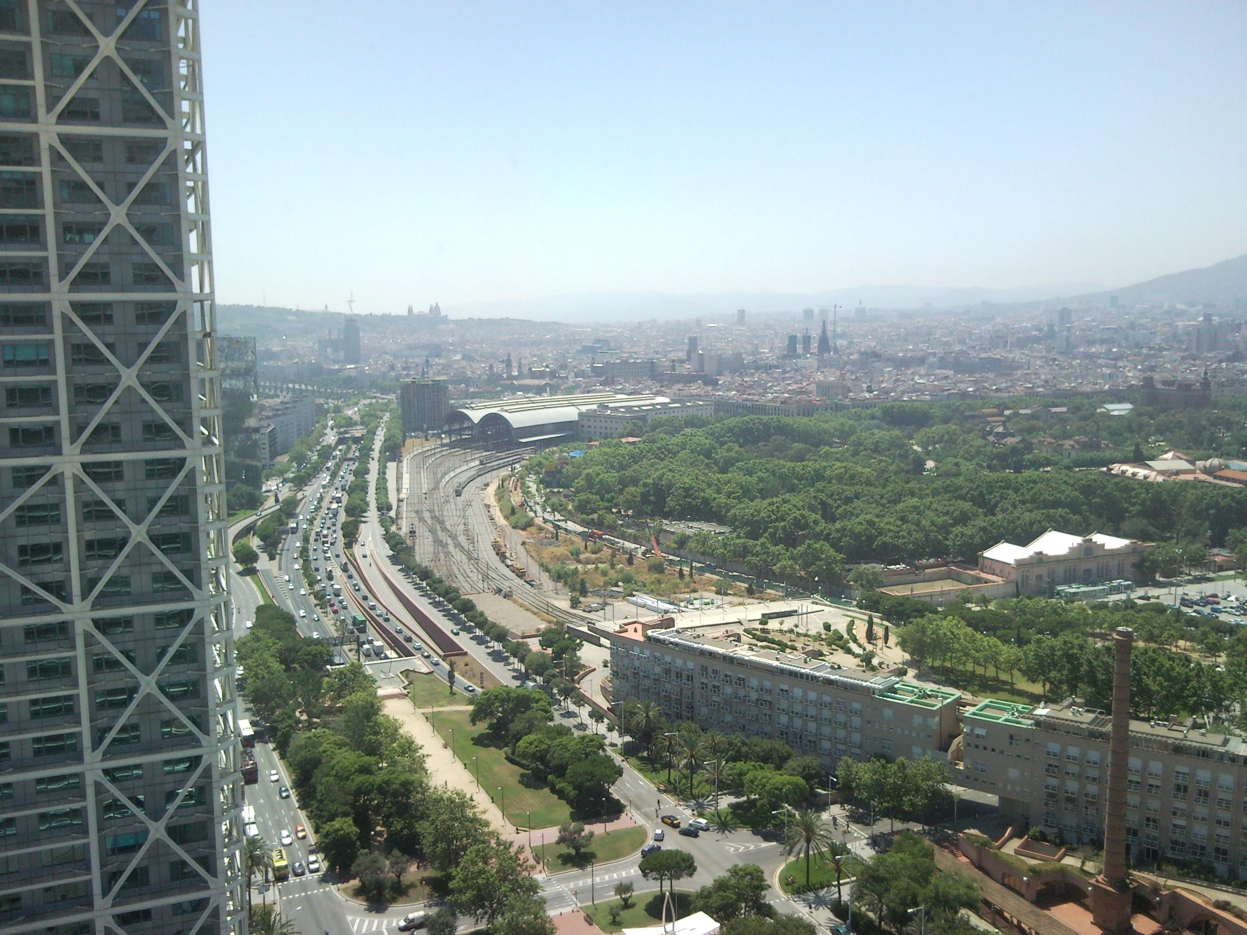 Más vistas de Barcelona