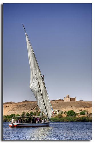 Navegando por el Nilo (@marcosrivero)