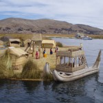 Perú, el gran desconocido (IV) - Las islas flotantes de los Uros