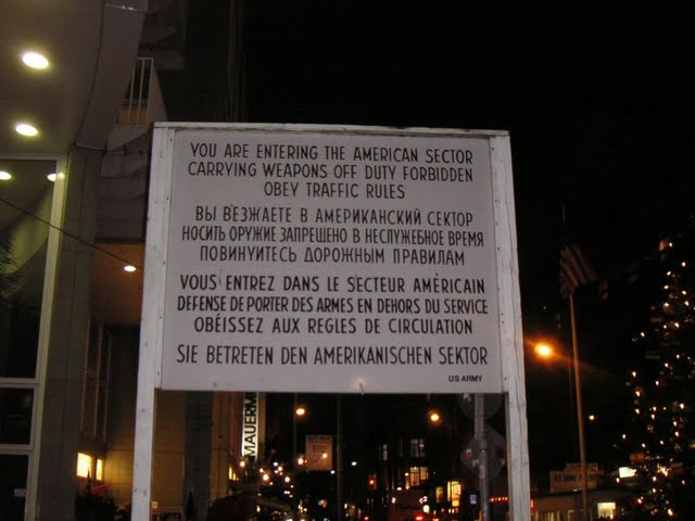 Cartel del Check Point Charlie