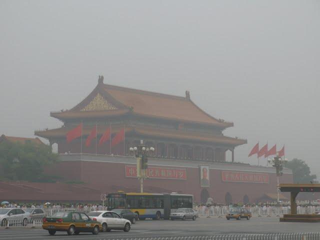Polución en Beijing