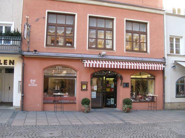 Cafetería pastelería Stadt Cafe de Fussen