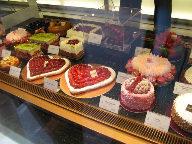 Pastelería de París