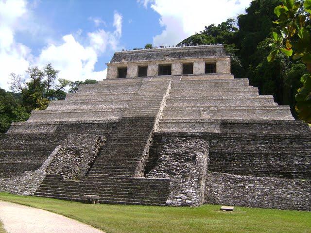 Pirámide de las escrituras de Palenque