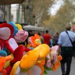 De turismo en Barcelona. La ciudad condal vista por los ojos de un turista ilustre