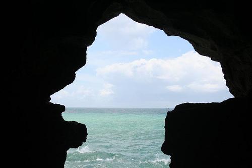 La gruta de Hércules