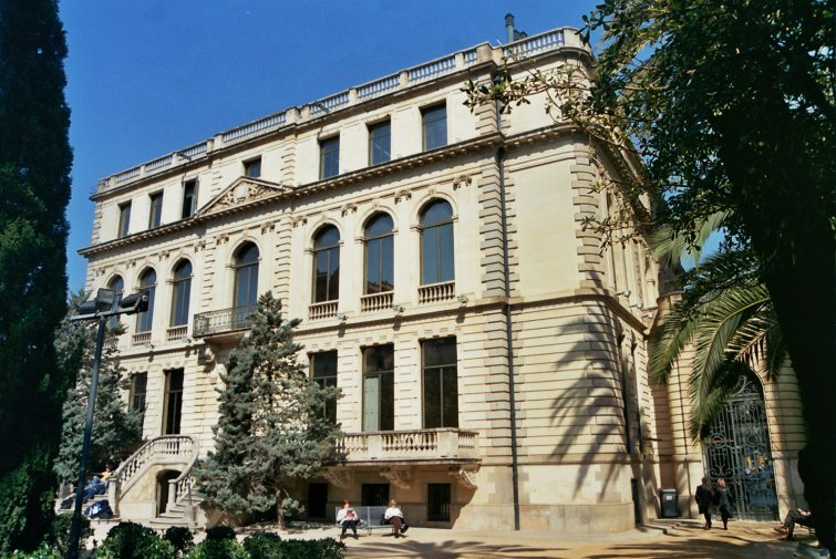 Palau Robert de Barcelona