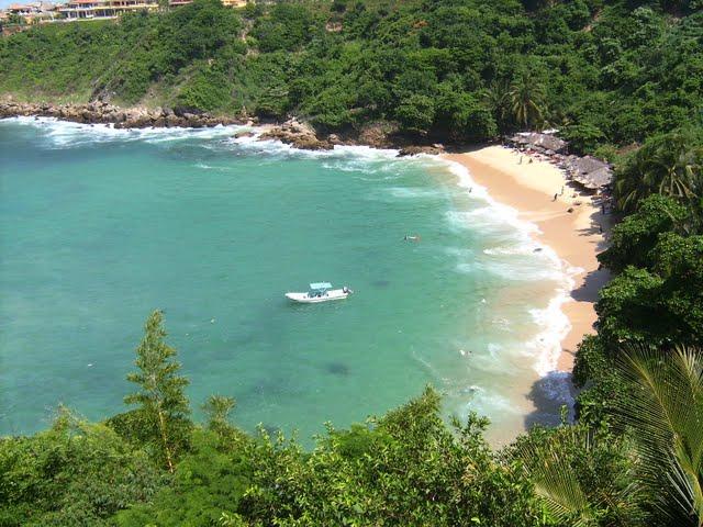 Puerto escondido en m xico 3viajes - Viajes a puerto escondido ...
