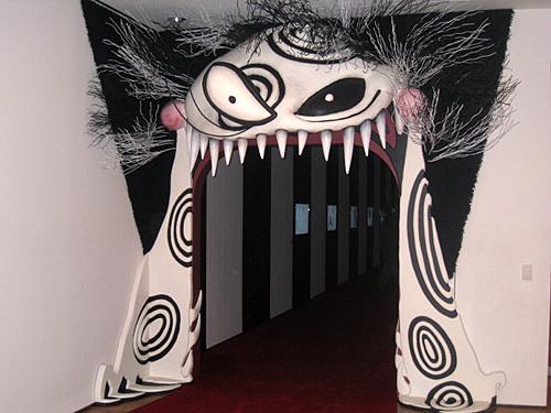 Exposición de Tim Burton en el MoMA de Nueva York