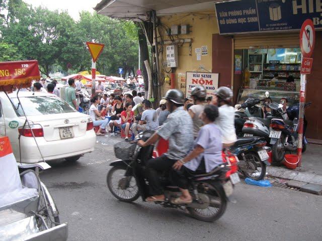 Calle de Hanoi